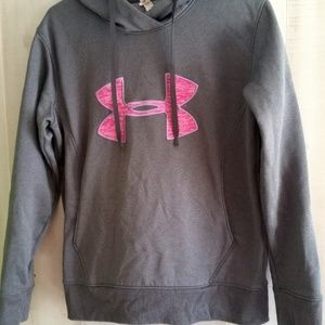 Under Armor Cold Gear Hoodie SM/P